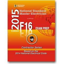 F16 National Standard Master Electrician ICC Exam Questions Study Workbook ICC