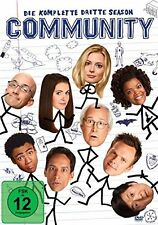 3 DVD-Box ° Community - Staffel 3 ° NEU & OVP