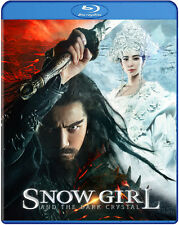 Snow Girl and The Dark Crystal (2015, Blu-ray)(WGU01633B)Action, Chen Kun, NR