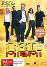 CSI: Miami : Season 2 (DVD, 2007, 6-Disc Set)
