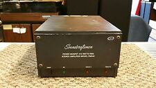 Soundcraftsmen PM840 Stereo Mosfet Power Amp Tested!