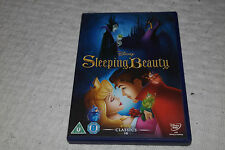 DVD Disney's Sleeping Beauty [DVD] with numbered spine