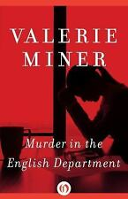 Murder in the English Department by Valerie Miner (2014, Paperback)