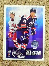 2007 AHL CCM All-Star Classic Skills Competition Toronto Marlies game program