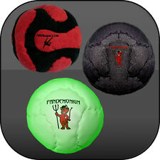 DARK RITUAL 3 GREAT FOOTBAG SET HACKY SACK PACK VOLCANO 14 SPECTER 06 ECLIPSE 06