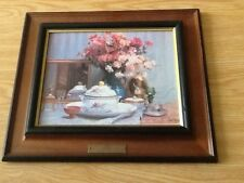 FRAMED * A STILL LIFE by JANE - NEREE GAUTIER.  STEPHEN SELBY COLLECTI
