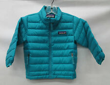 Patagonia Baby Down Sweater Jacket 60519 Epic Blue Size 4T