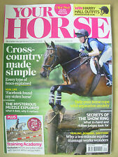 YOUR HORSE MAGAZINE JULY 2012