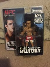 VITOR BELFORT ROUND 5 SERIES 11 UFC VERSION ULTIMATE COLLECTORS FIGURE - RARE