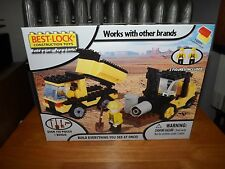BEST-LOCK, CONSTRUCTION KIT, OVER 150 PIECES, NIB, 2013