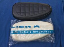 HONDA CT70 TRAIL 1972-1973 K1 New & Best Quality Seat Cushion Foam + Seat Cover