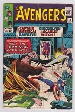 Avengers #18 - early Scarlet Witch and Quicksilver cover - CGC it! Sequel soon!