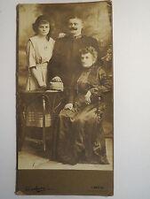Lwow - Lemberg - Mann in Uniform - Frau und junge Frau / KAB