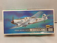 Vintage Mitsuwa Messerschmitt 109E ~ German Fighter ~ 1/144 ~ Sealed Contents