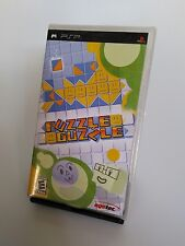Puzzle Guzzle (Sony PSP®) PlayStation Portable Brand New/Factory Sealed!