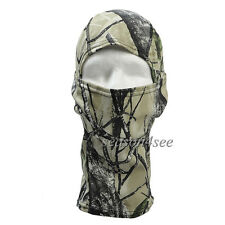 Tactical Hunting Full Fask Mask Balaclava Camo Military Quickdrying Headgear Hat