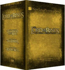 The Lord Of The Rings Trilogy: Extended Edition  - UK Region 2 DVD Box Set