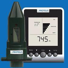 EcoMeter S – Füllstandsanzeige mit Funkstation für Wassertanks und Zisternen