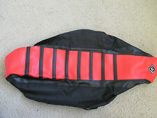 FLU PRS PRO RIBBED SERIES GRIPPER SEAT COVER SUZUKI RM125 RM250 2001-2008