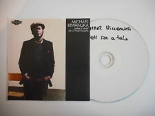 MICHAEL KIWANUKA : TELL ME A TALE [ CD PROMO ] ~ PORT GRATUIT !