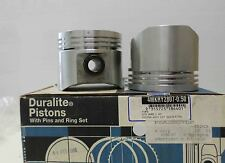 ACL Pistons and rings 4MKRY2807 020 Ford Capri Cortina GT 1600