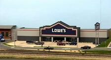 LOWE'S SHOP MALL Background Building 60x9.5x14cm HO 1/87 scale SUMMIT Kit LO-001