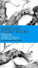 GRAY,ROSE AND-RIVER CAFE POCKET BOOKS: FISH AND  BOOK NEW