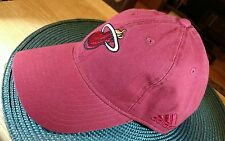 Adidas Miami Heat Hat Official New HAT / Cap 100% Cotton One Size
