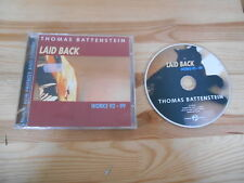 CD Jazz Thomas Battenstein - Laid Back (12 Song) TOMTE MUSIC