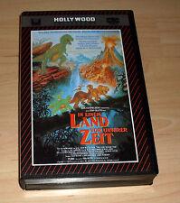 VHS - In einem Land vor unserer Zeit - Zeichentrick - Videokassette
