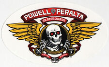 Powell Peralta Skateboard Sticker Bones Brigade Winged Ripper Reissue skate snow