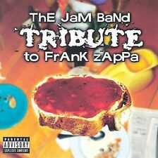 The Jam Band Tribute to Frank Zappa CD Mantra Gringo Floyd Disciples of Your