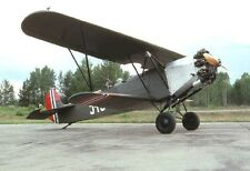 Fokker C.V Dutch Light Bomber Aircraft Wood Model Replica Large Free Shipping
