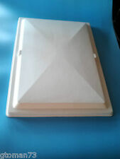 TRAVEL STAR PRODUCTS VENT ESCAPE HATCH LID COVER WHITE TS1622 24 X 17 HENG'S