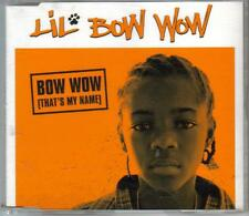 Lil Bow Wow  :  Bow Wow [That's My Name]