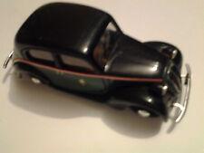 SPLENDIDO MODELLINO della FIAT 1100 C  TAXI  di MILANO sc. 1/43 della DEA