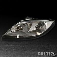 2003-2005 Pontiac Sunfire Headlight Lamp Clear lens Halogen Driver Left Side