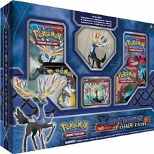 POKEMON TCG: Xerneas XY LEGENDS Booster Box Sealed 4 Booster Packs and Figure
