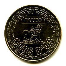 30 UZES Musée du bonbon Haribo 9, Ours d'Or, 2012, Monnaie de Paris