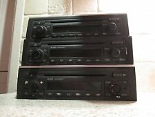 AUDI Concert S4 A4 B7 A3 ï ETC singolo DIN CD PLAYER RADIO Joblot Di 4 GIOCO