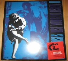 "12"" Doppel Vinyl LPs NEU + OVP Use Your Illusion II - Guns N' Roses 2 LP"