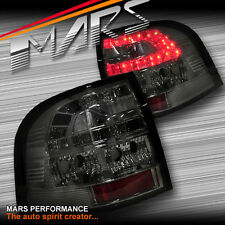 Smoked LED Tail lights Holden Commodore VE UTE Omega SV6 SS-V Thunder HSV Maloo