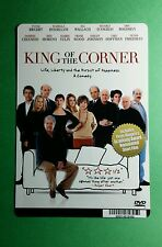 KING OF THE CORNER HOFFMAN WO PHOTO MOVIE MINI POSTER BACKER CARD (NOT a movie )