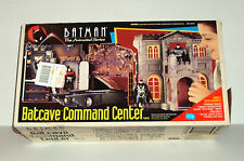 EMPTY BOX ONLY BATMAN THE ANIMATED SERIES BATCAVE COMMAND CENTER PLAYSET NO TOY