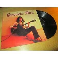 GENEVIEVE PARIS - elle est belle - DISC AZ STEC 222 Gatefold Lp 1976