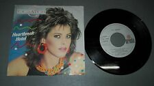C.C CATCH- HEARTBREAK HOTEL  - DISCO VINILO 7 -PORTADA VG +   / DISCO VG +