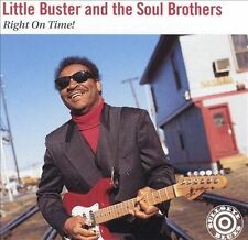 Right on Time! 2015 by Little Buster and the Soul Brothers