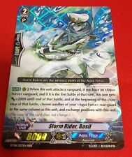 CARDFIGHT Vanguard ENGLISH BT08/007EN Storm Rider, Basil RRR