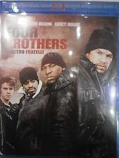 FOUR BROTHERS FILM IN BLU-RAY NUOVO DA NEGOZIO ANCORA INCELLOFANATO PREZZO AFFAR