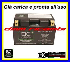 Batteria Litio LIFePO4 APRILIA TUONO V4 1000 R APRC 14 BC Battery MotoCell 2014